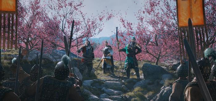 Полководец Цао Цао в новом трейлере Total War: Three Kingdoms, релиз перенесен