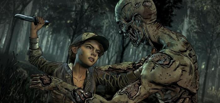 Повзрослевшая Клементина на новых скриншотах The Walking Dead: The Final Season