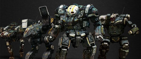 MechWarrior Online – Атлас