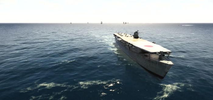 Морские бои Victory At Sea Pacific скоро появятся на PC