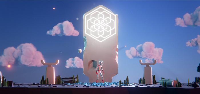 Новый трейлер красочного платформера Planet Alpha