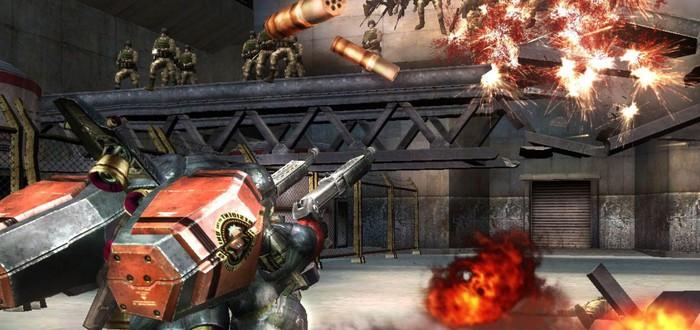 Похоже, Devolver Digital тизерит возвращение Metal Wolf Chaos