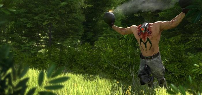 Монстры на новых скриншотах Serious Sam 4: Planet Badass