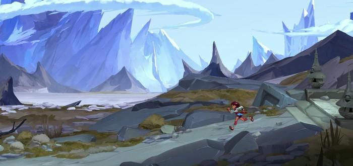 Новый трейлер экшн-RPG Indivisible от создателей Skullgirls