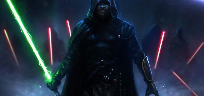 E3 2018: Новая игра по Star Wars от Respawn — Jedi: Fallen Order