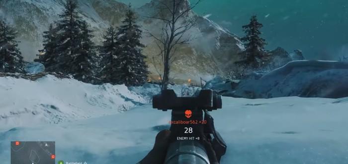 E3 2018: Одиннадцать минут геймплея Battlefield 5