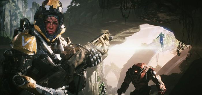 E3 2018: 14 минут геймплея Anthem
