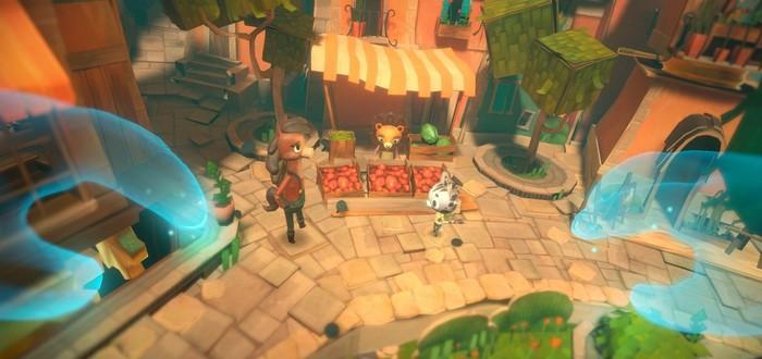 Анонсирована Ghost Giant для PlayStation VR