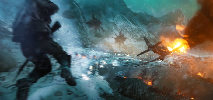 E3 2018: Полчаса геймплея Battlefield V — Большая Операция