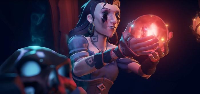E3 2018: Трейлер дополнений для Sea of Thieves