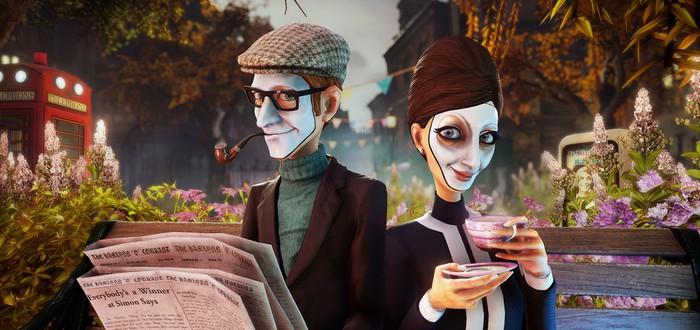E3 2018: We Happy Few выйдет 10 августа