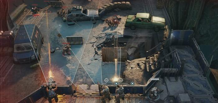 E3 2018: Анонс тактической Gears Tactics для PC