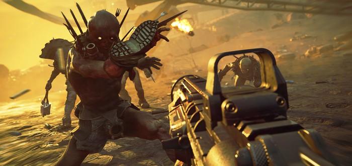 E3 2018: Новый трейлер и геймплей Rage 2