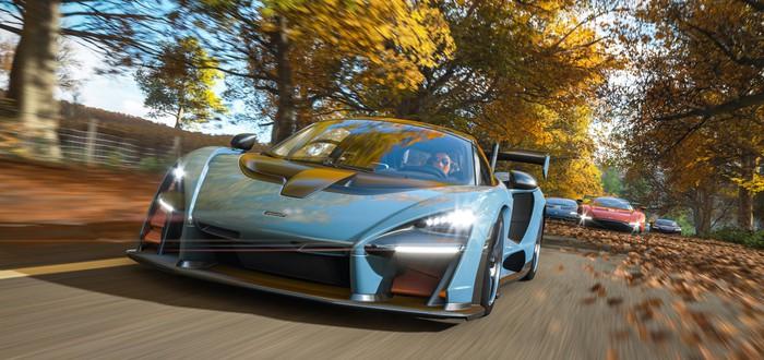 E3 2018: 7 минут геймплея демо Forza Horizon 4