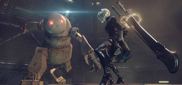 E3 2018: Трейлер Xbox One-версии NieR: Automata