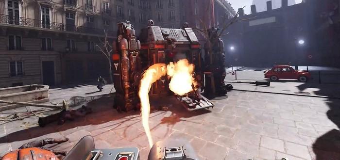 E3 2018: Представлен VR-боевик Wolfenstein: Cyberpilot