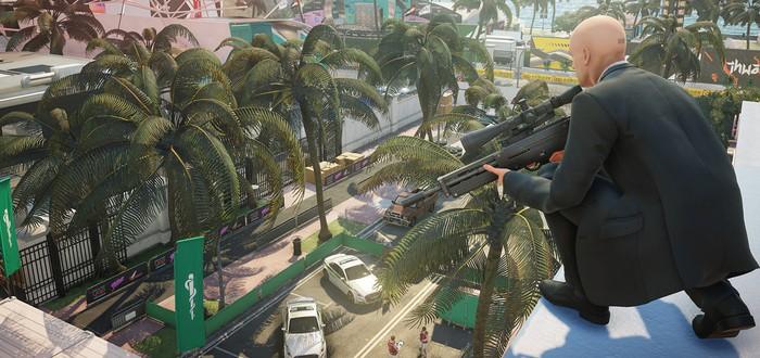 E3 2018: Полчаса геймплея Hitman 2
