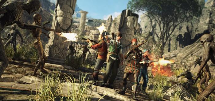 Геймплей демо-версии Strange Brigade с E3 2018