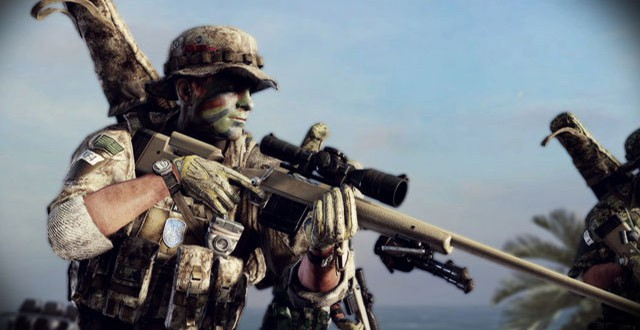 Новый трейлер Medal of Honor: Warfighter завтра