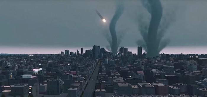 Геймер снял в Cities: Skylines фильм-катастрофу