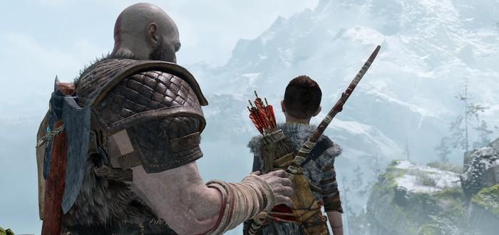 История отца и сына в новом трейлере God of War