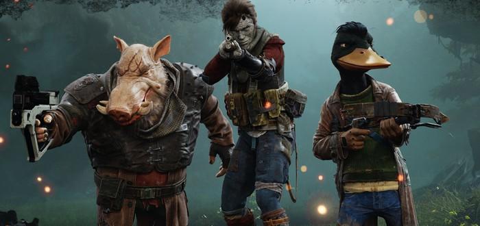 Разработка Mutant Year Zero: Road to Eden началась с идеи тактического шутера