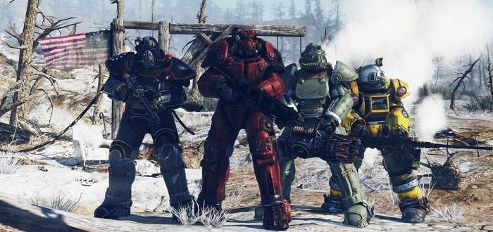 Мнение: Почему мультиплеер в Fallout 76 это отличная идея