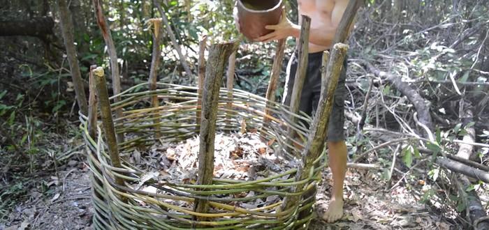 Примитивные технологии: Выращивание и приготовление ямса