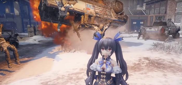 Мод для Call Of Duty: BO3 меняет солдат на японских девочек