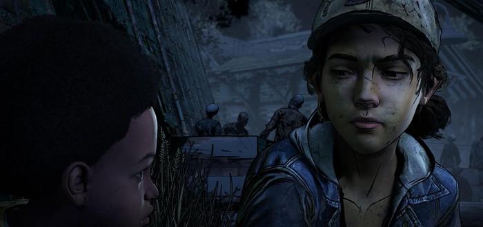 Все сезоны The Walking Dead бесплатно за предзаказ финального