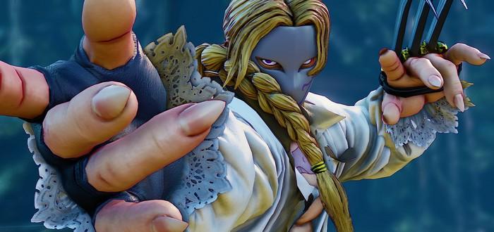 В Street Fighter 5 в ближайшее время появятся лутбоксы
