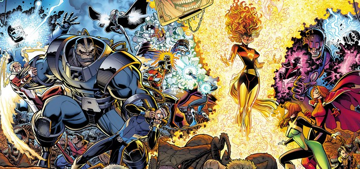 Блог: Marvel завершает две серии комиксов X-Men