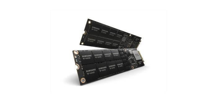 Samsung представила SSD с объемом памяти 8 Тб