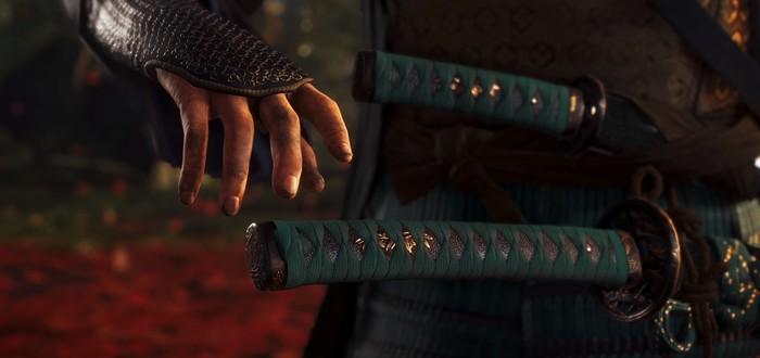 Разработчик Ghost of Tsushima прокомментировал сцены геймплейного трейлера