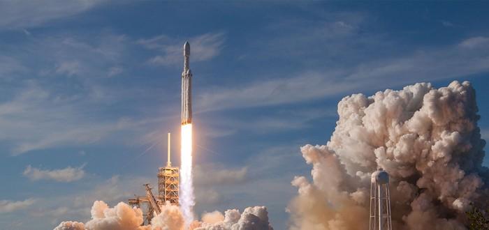 SpaceX отправит военный спутник на Falcon Heavy в 2020 году