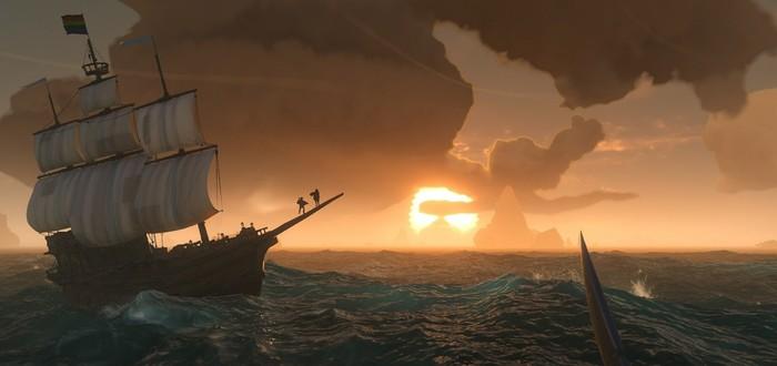 Ни один геймер не собрал все 60 достижений Sea of Thieves