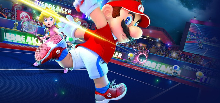 Марио забрал сразу три позиции британского чарта
