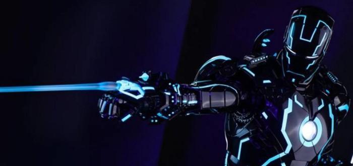 Hot Toys показала фигурку неонового Железного Человека