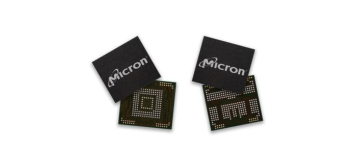 Micron начала массовое производство GDDR6