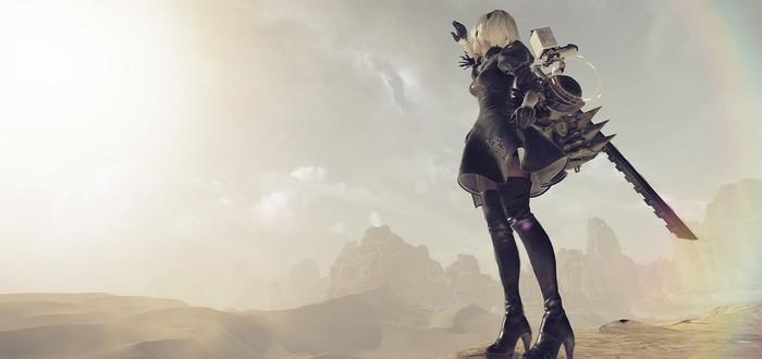 Релизный трейлер Nier: Automata для Xbox One