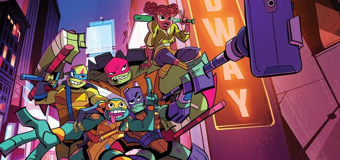 Сериал Rise of the Teenage Mutant Ninja Turtles получил кавер оригинальной темы 90-ых
