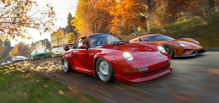 Способы заработка очков в Forza Horizon 4