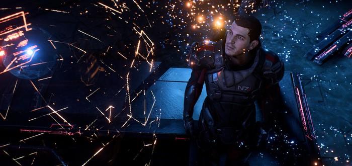 Продюсер Anthem объяснил, как конкуренция повлияла на оценки Mass Effect Andromeda