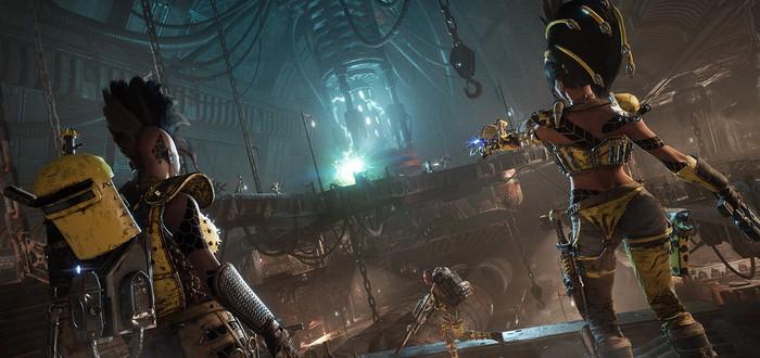 Новые скриншоты Necromunda: Underhive Wars