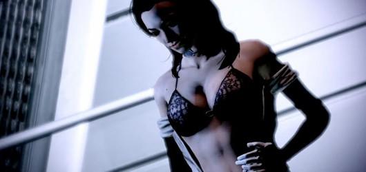 Почему в Mass Effect 2 нет геев