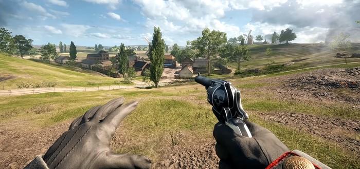 В Battlefield 1 закончились поиски сложного секрета