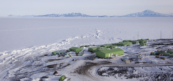 Лед, снег и ужасный интернет — каково быть PC-геймером в Антарктиде