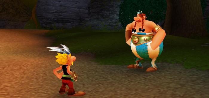 Анонсирован ремастер Asterix and Obelix XXL 2, третья часть выйдет в 2019