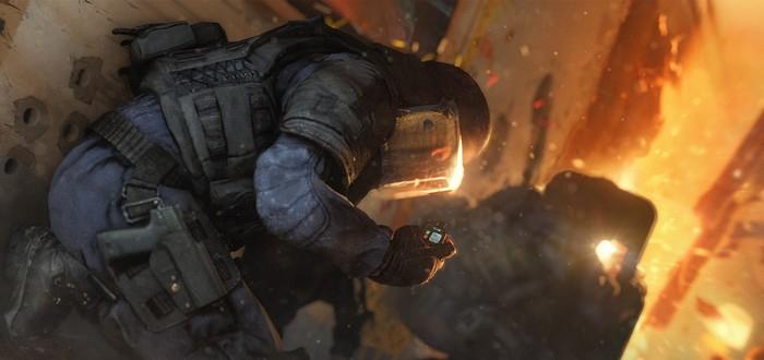 Ubisoft улучшила античит в Rainbow Six Siege, который уже забанил 600 аккаунтов
