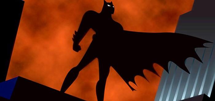 Batman: The Animated Series выйдет в HD